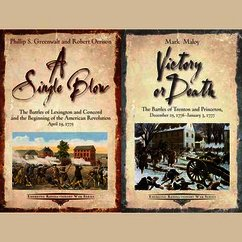 MA Alumni publish books on Revolutionary War