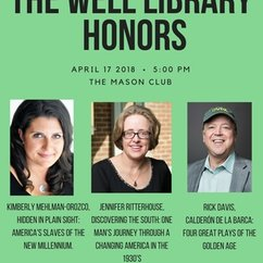 Well Library Honors: Mehlman-Orozco, Ritterhouse, Davis add their work to Mason's collection