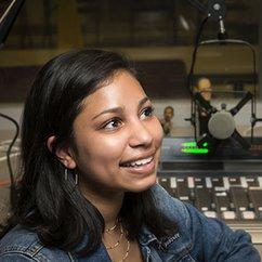 Sasha Toophanie is WGMU's first female general manager