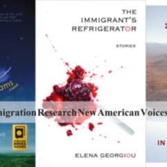 Fall For the Book Announces IIR New American Voices Award Finalists