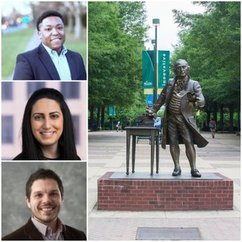 CLS Department Welcomes Three New Faculty Members