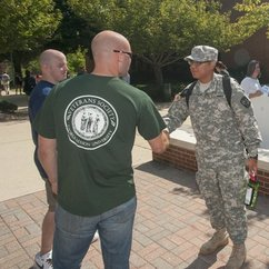 Director of Mason's Center for Psychological Services Receives Funding to Support Veterans and Athletes