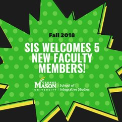 SIS Welcomes Five New Faculty Members!