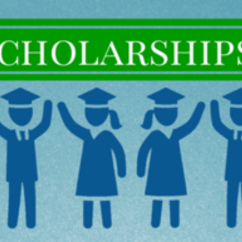 Three SIS Scholarships Available: Applications due Oct 15.