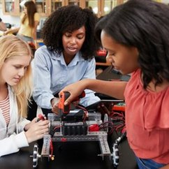 Mason team receives NSF grant designed to increase numbers of women and minorities in STEM fields