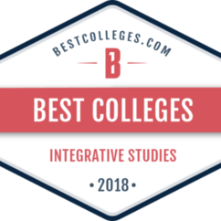 School of Integrative Studies ranked #8 in the country for best Integrative Studies programs by BestColleges.com