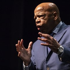 Fall for the Book Brings Congressman John Lewis to Mason