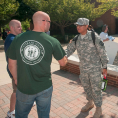 George Mason University's Center for Psychological Services receives grant to provide services to veterans