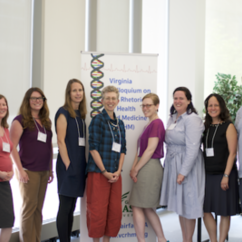 Researchers and Mentors Connect at First VCRHM