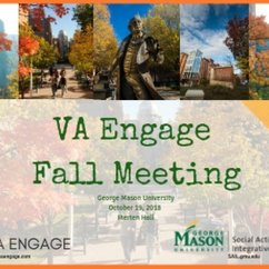 2018 VA Engage Fall Meeting