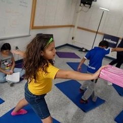 SIS Instructor, Dr. Suzie Carmack, Brings Well-being Practices to a Local Elementary School