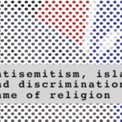 Town Hall Discussion: Antisemitism, Islamophobia,  and Discrimination in the Name of Religion