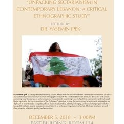 Unpacking Sectarianism in Contemporary Lebanon: A Critical Ethnographic Study