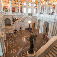 Folklore Students Present Final Projects at the Library of Congress