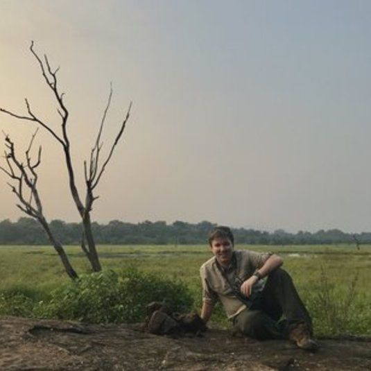 Follow a PhD candidate and Fulbright Scholar as he travels through Sri Lanka on his quest help elephants