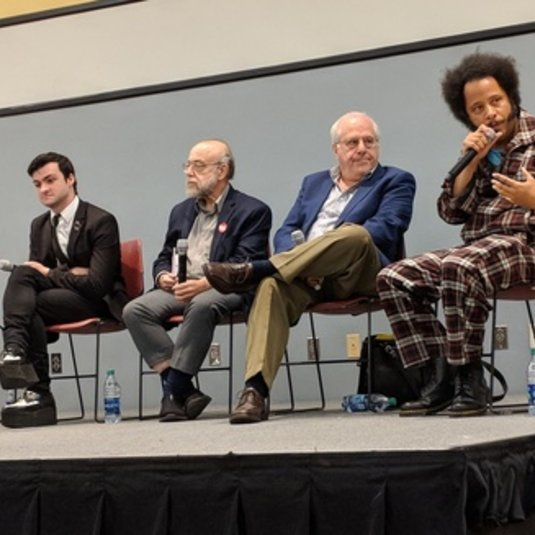 A Discussion on Leftism, Morality, and Community Growth: Boots Riley, Richard Wolff, Andrew Kliman