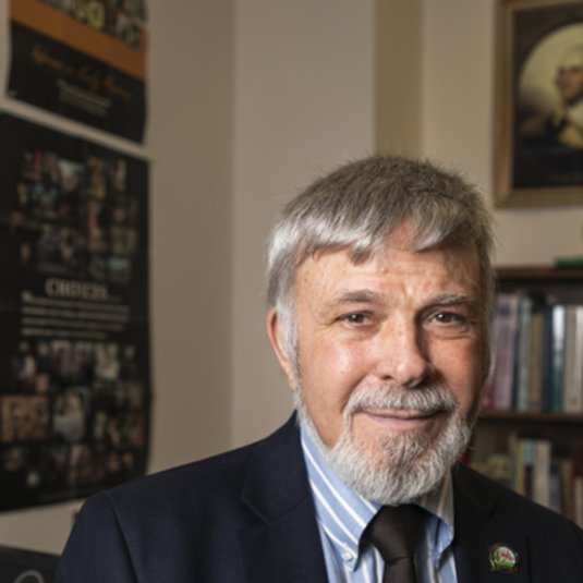 At George Mason, Ted McCord has seen it all