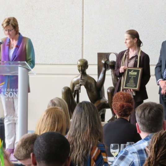 CHSS Faculty Honored for Teaching Excellence