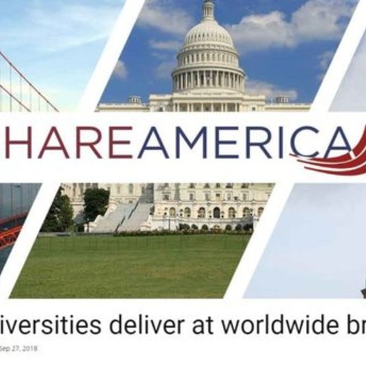 ShareAmerica, the US State Department's media platform, features Mason Korea