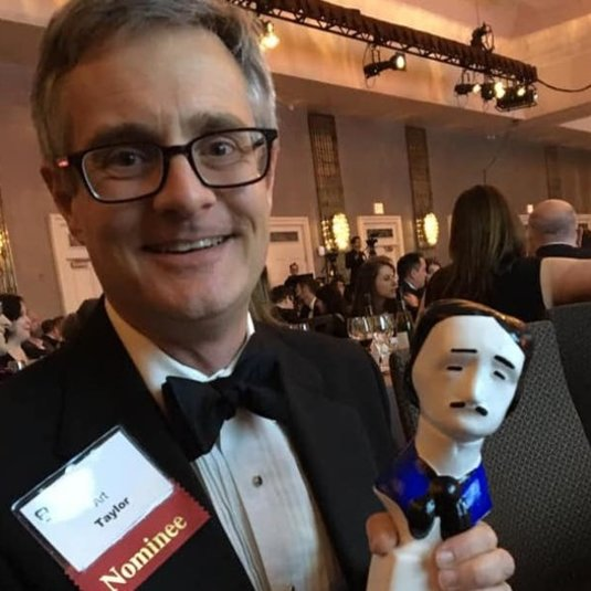Art Taylor Wins Edgar Award