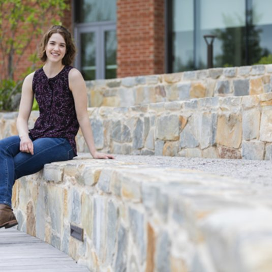 Passion for the humanities leads this Mason grad down a road of achievements