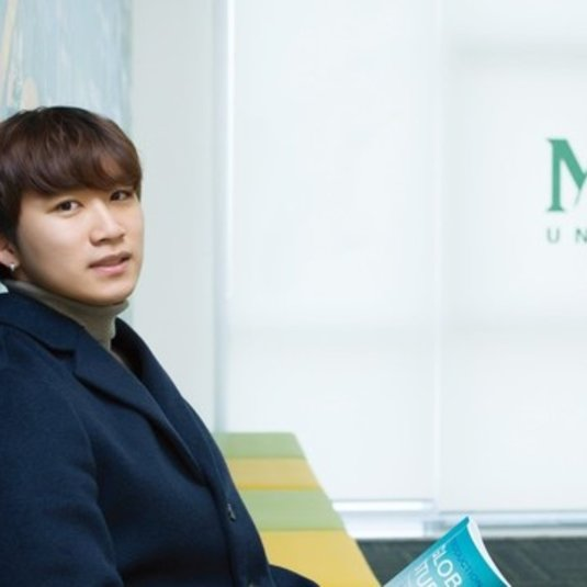 Passion for international studies leads to choosing Mason Korea