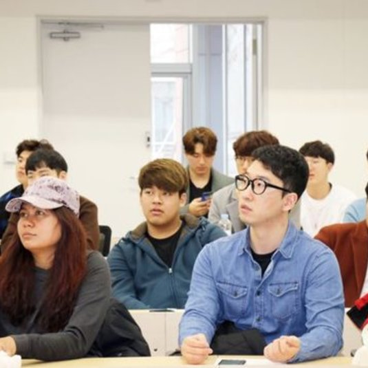 Mason Korea holds 'course experience' program for applicants