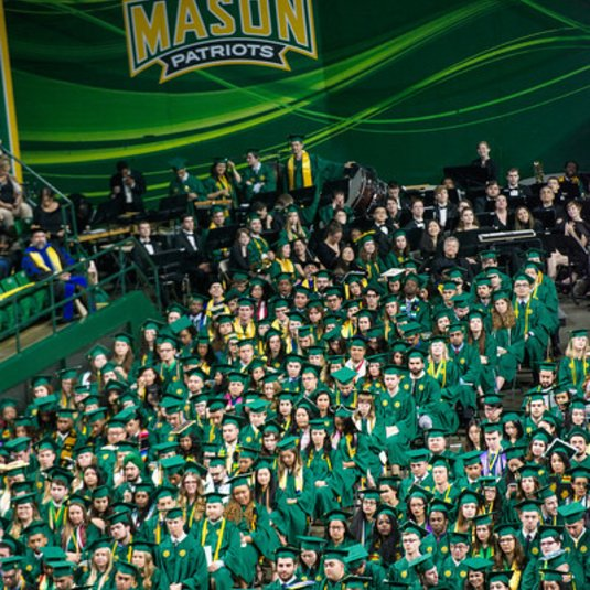Criminology, law and society is the #1 major for Mason's Class of 2019!