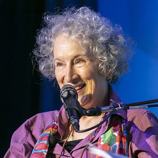 MFA Students Meet Margaret Atwood