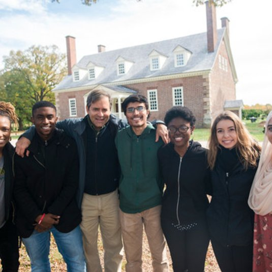 SIS Faculty, Dr. Wendi Manuel-Scott, looks into the untold stories of those who were enslaved at Gunston Hall