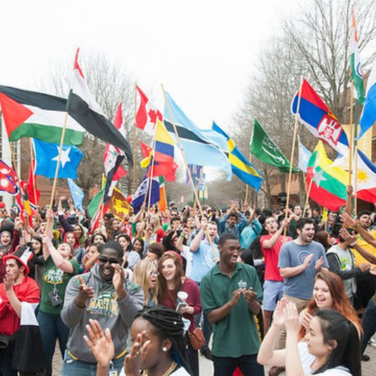 Enhancing the Well-Being of International Students