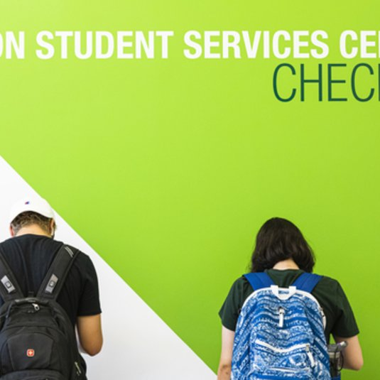 Mason Student Services Center celebrates launch