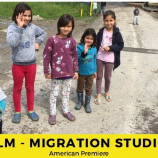 Sept 20 6pm: Migration Studies: Screening and Q&A with filmmaker Yehuda Lukacs