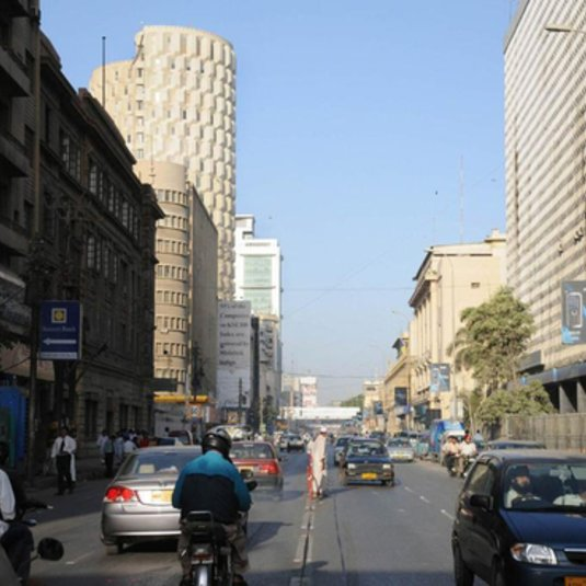 Bloomberg:  Cowen describes how Karachi may find its way forward