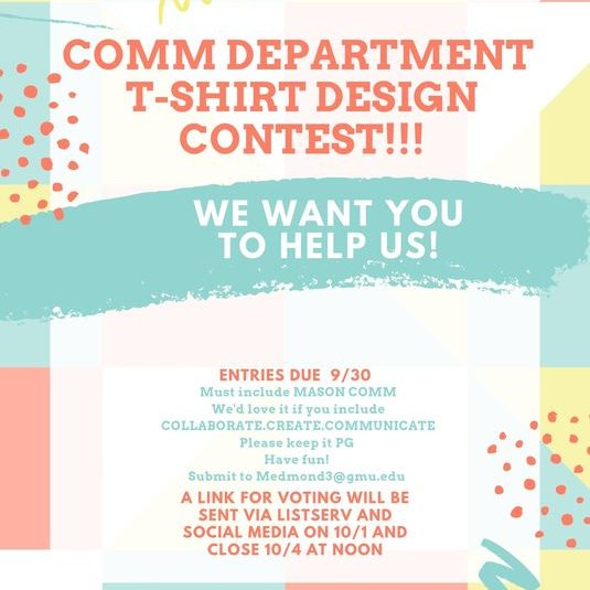 COMM T-shirt Design Contest