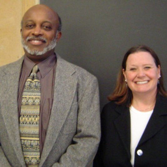 Dr. Angela Hattery and Dr. Earl Smith Present in Flint, Michigan