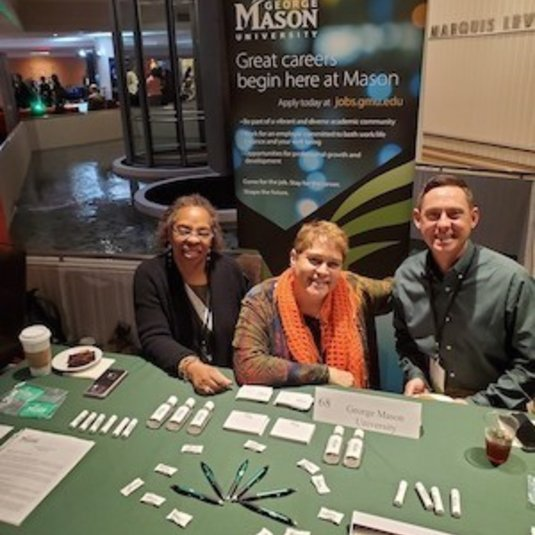 SIS affiliate faculty, Millie Rivera, hopes to build momentum for diversity and inclusion at Mason
