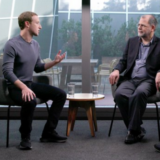 Mark Zuckerberg discusses progress with Tyler Cowen, Patrick Collison