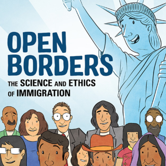 "The Economist selects Caplan's ""Open Borders"" for Book of the Year list"