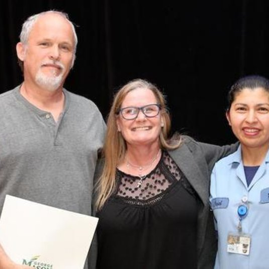 Hattery and Manuel-Scott create award to recognize staff excellence in housekeeping and facilities