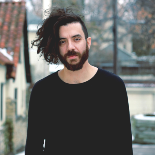 Visiting Poet Kaveh Akbar, Tuesday, March 24