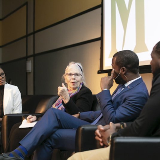 SIS Faculty, Dr. Wendi Manuel-Scott, moderates forum: Confronting racism and racist symbols in Virginia and beyond