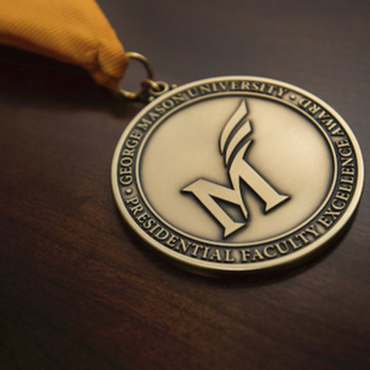 Four faculty members honored with 2020 Presidential Awards for Faculty Excellence