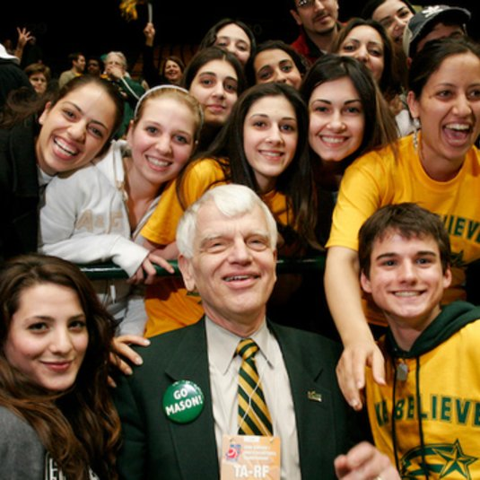 George Mason University Mourns the Loss of Former President Alan G. Merten