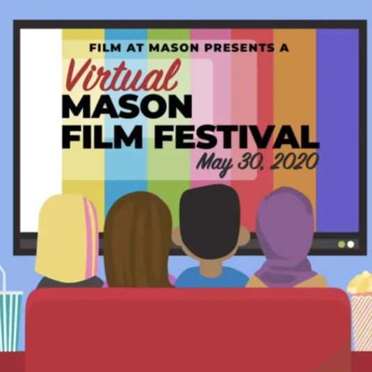 May 30 Mason Virtual Film Festival: Films (available 9am-12midnight) and Live Q&As schedule (2-6pm) here