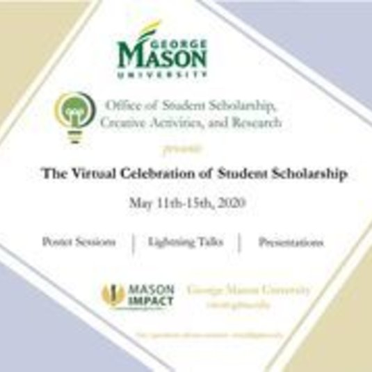 Undergraduate Research Symposium in a Virtual Medium