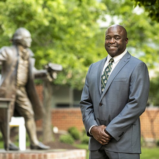 A message from President Greg Washington