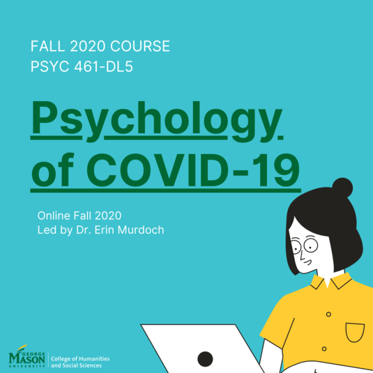 *NEW* Psychology of COVID19 Course