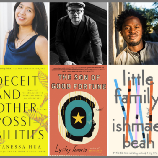 Finalists Announced for the New American Voices Award