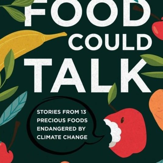 New Book by Theodore Dumas Explores the Effects of Climate Change on Food Choice